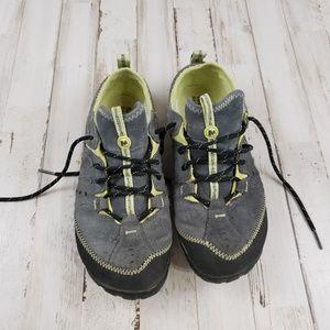 Merrell Womens Shoes 8.5 Gray Vibram Barefoot